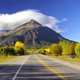 Cerro Pirque - El Hoyo